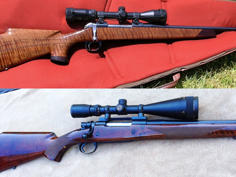 Gunfight Friday: 7mms From the 1960s