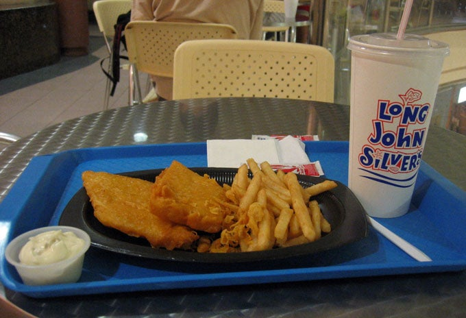 Join in a World-Record Free Fish Fry This Saturday (If You Get Skunked, That Is)