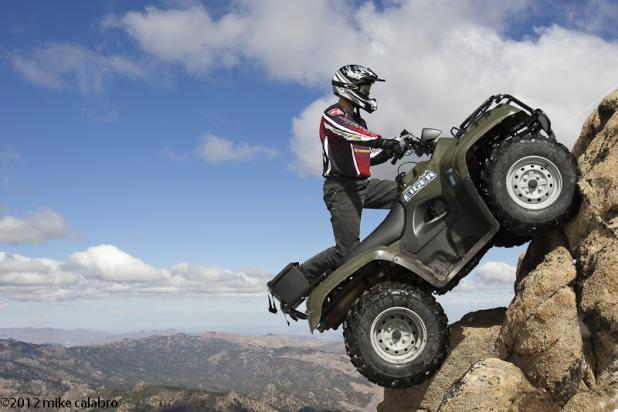 How To Put an ATV Winch To The Extreme Test