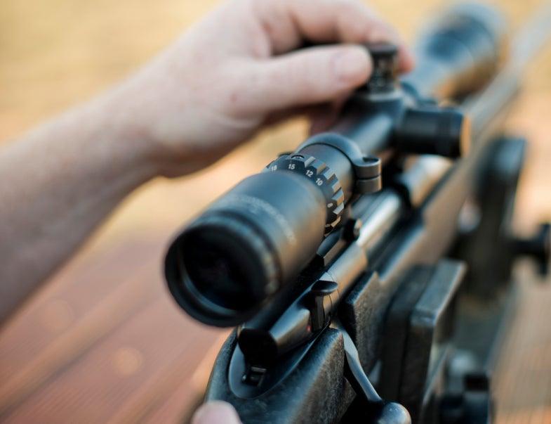 Rifle Shooting: A Strange, Transcendental Experience
