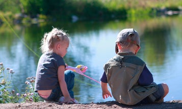 Simms Photo Contest, Week 4: Fishing With Kids