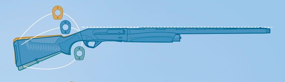 drop shim shotgun illustration