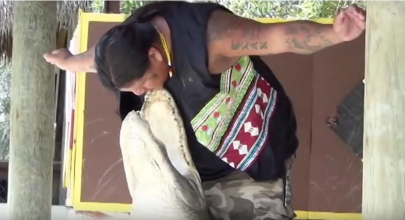 End of an Era? Last Miccosukee Alligator Wrestler Retires