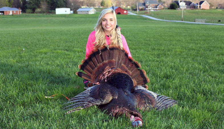 Tennessee Teen Bags Record Gobbler