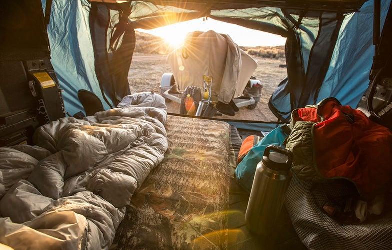 camping, summer, tim romano, flytalk