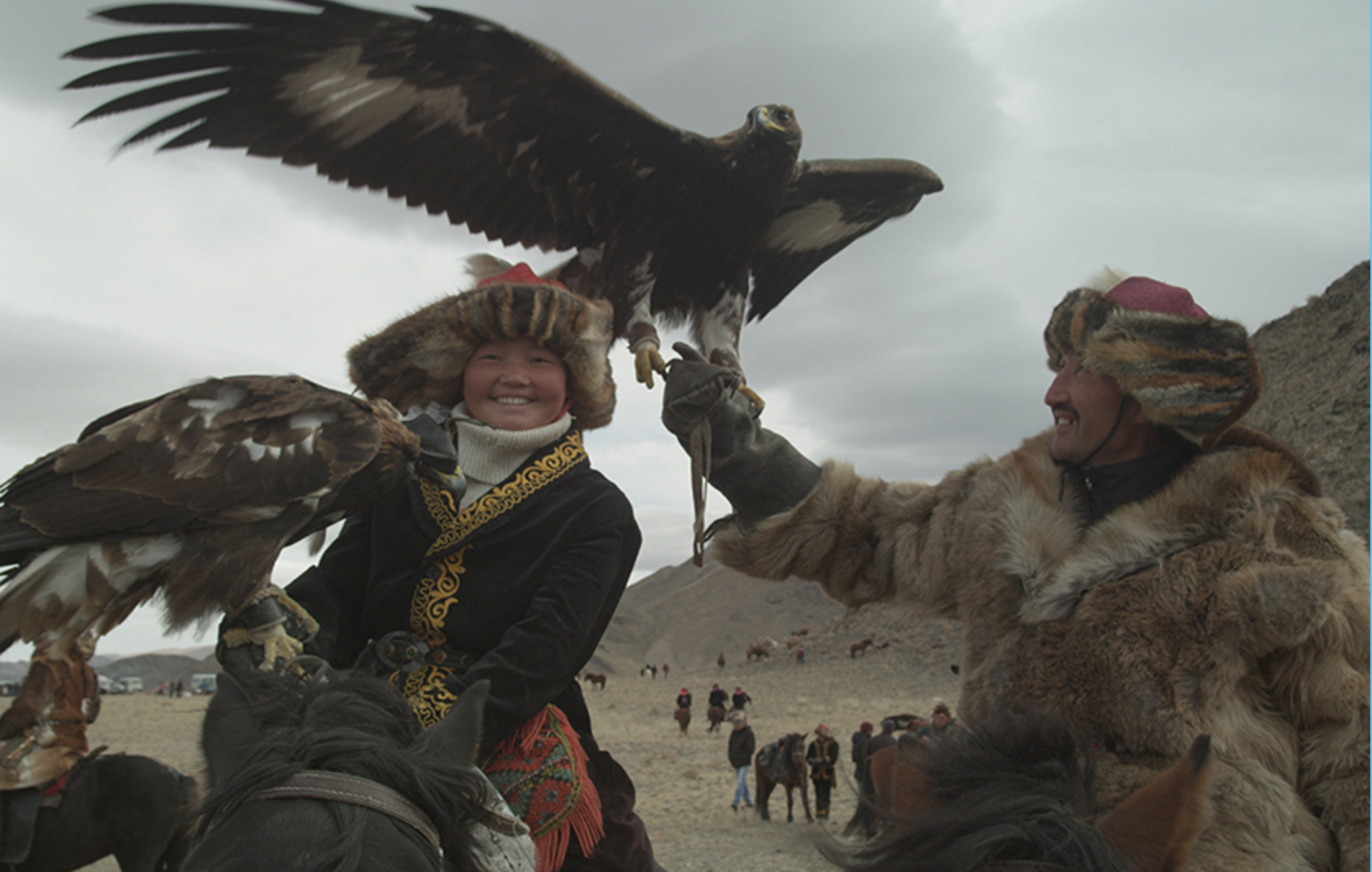 Movie Review: 'The Eagle Huntress'
