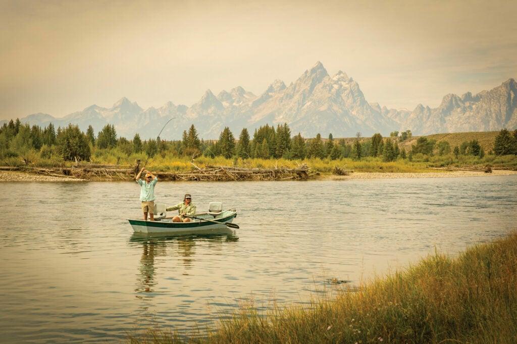 Fishing Grand Teton National Park