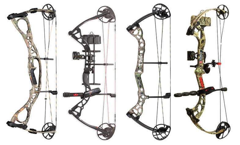 Budget Gear: 4 Best Bows For $500 or Less