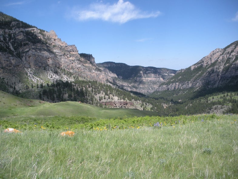 The Bighorn Mountains Revisited