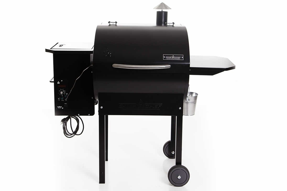 Gear Review: Camp Chef Pellet Grill (Plus, a Bacon Recipe)