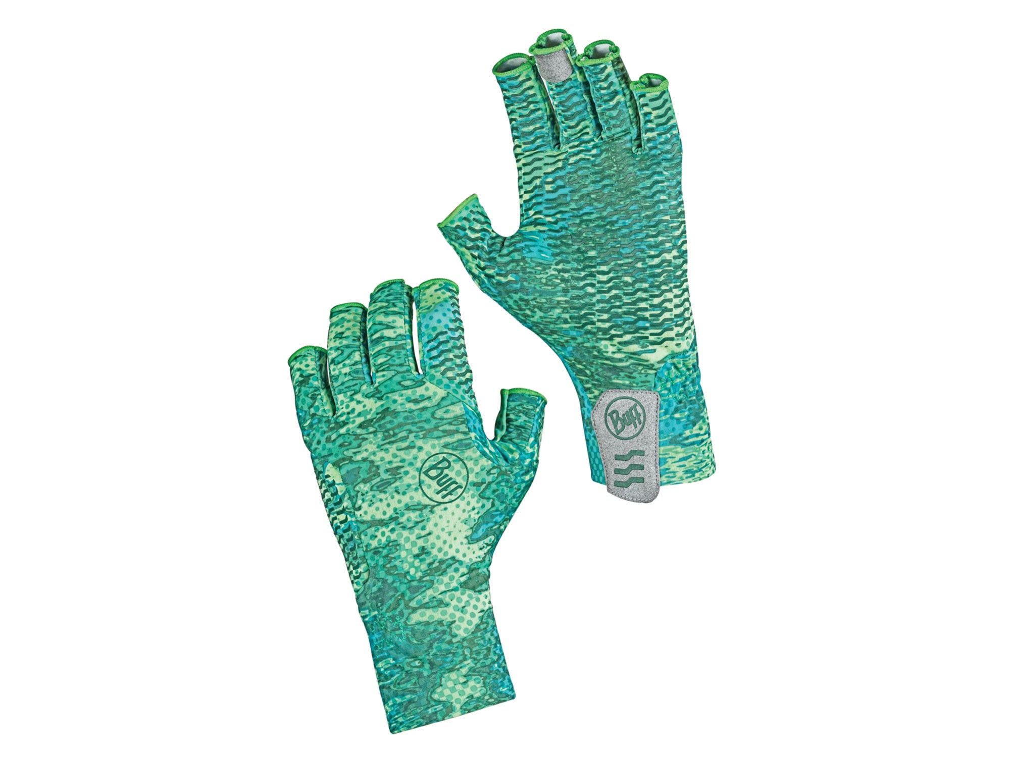 Buff USA fishing gloves