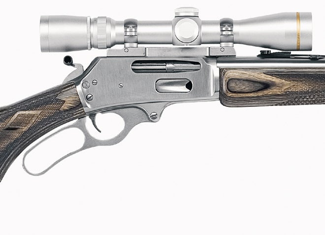 The Latest in Lever-Action Deer Guns