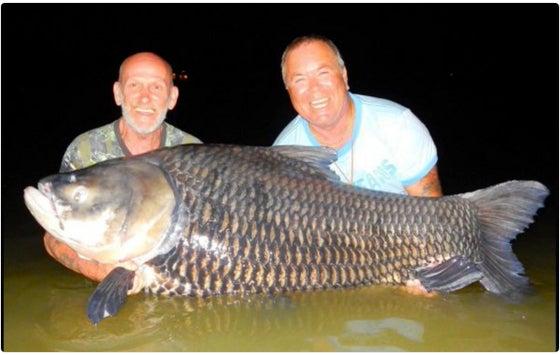 Fishermen Use Dead Friend's Ashes As Carp Bait