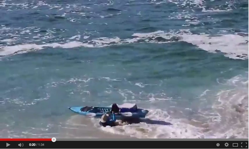 Failure To Launch (That Kayak)