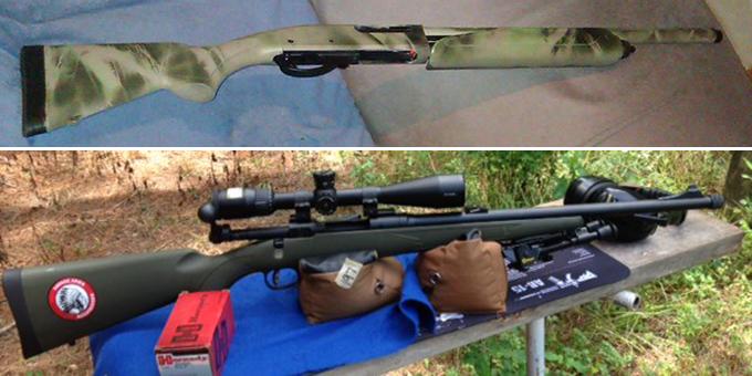 Gunfight Friday, Thanksgiving Edition: Turkey Guns