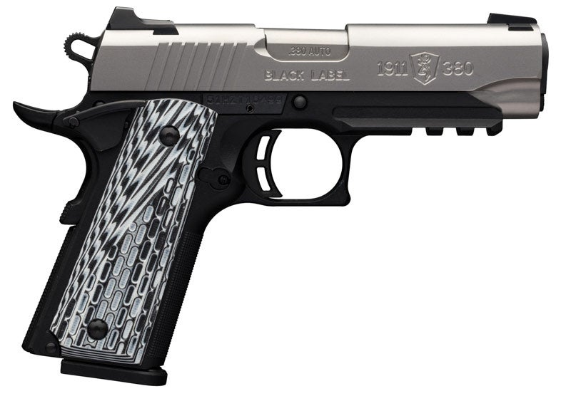 The Browning Black Label 1911-380