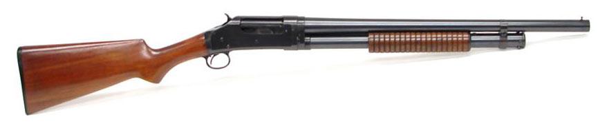 Winchester model 97 shotgun