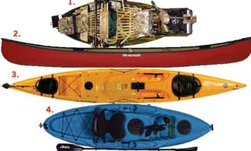 Gearing Up: 2004 Summer Boat Guide