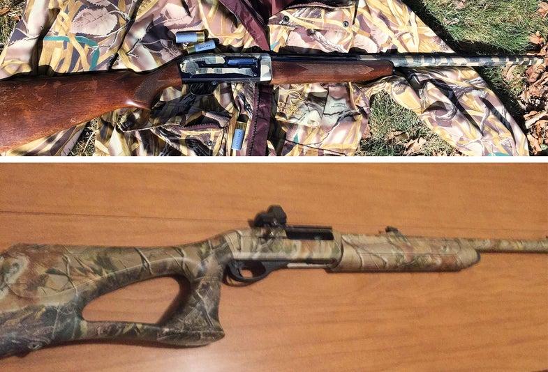 gunfight friday, turkey guns, great turkey guns,