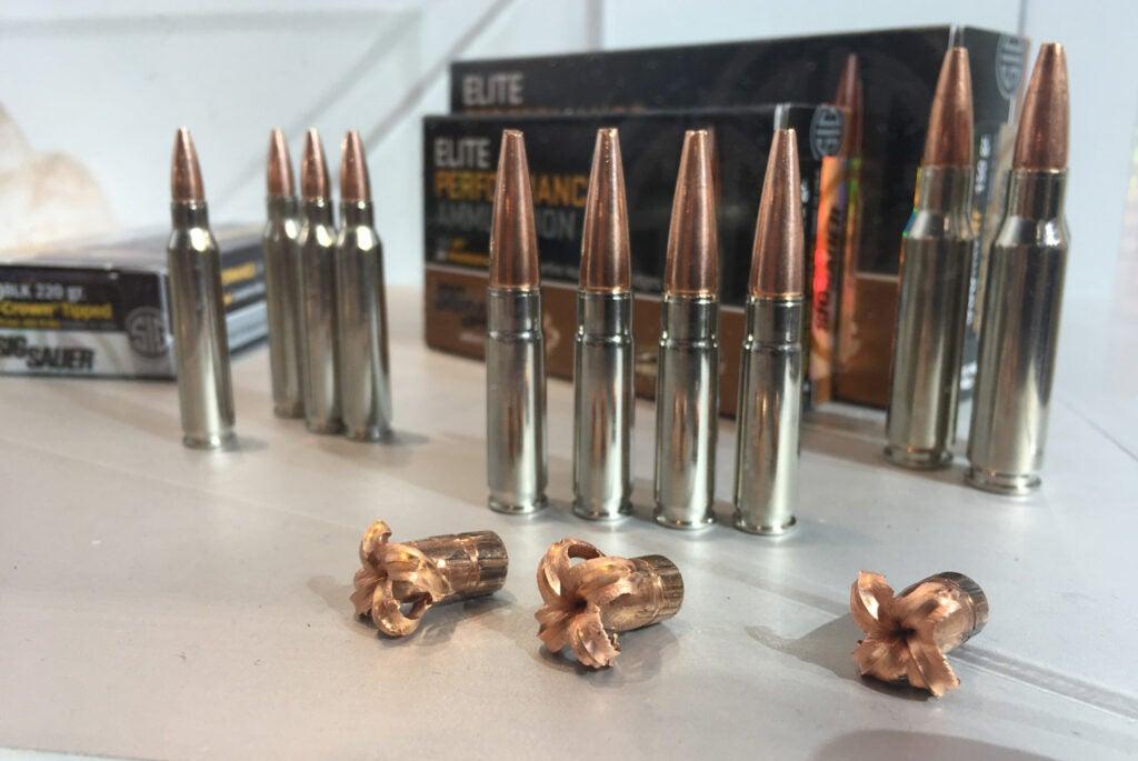 SIG HT Hunting Cartridges