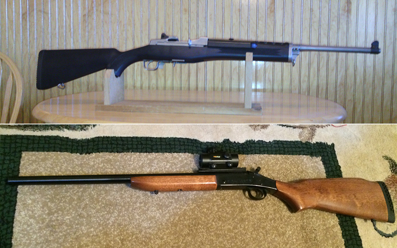 Gunfight Friday: Handi-Rifle .45-70 vs. Ruger Ranch Rifle