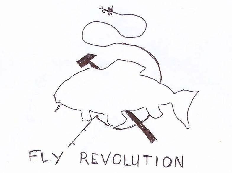 carp, communism, fly fishing