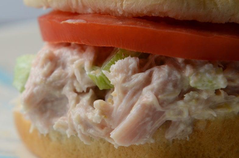 Recipe: Smoked Pheasant Salad