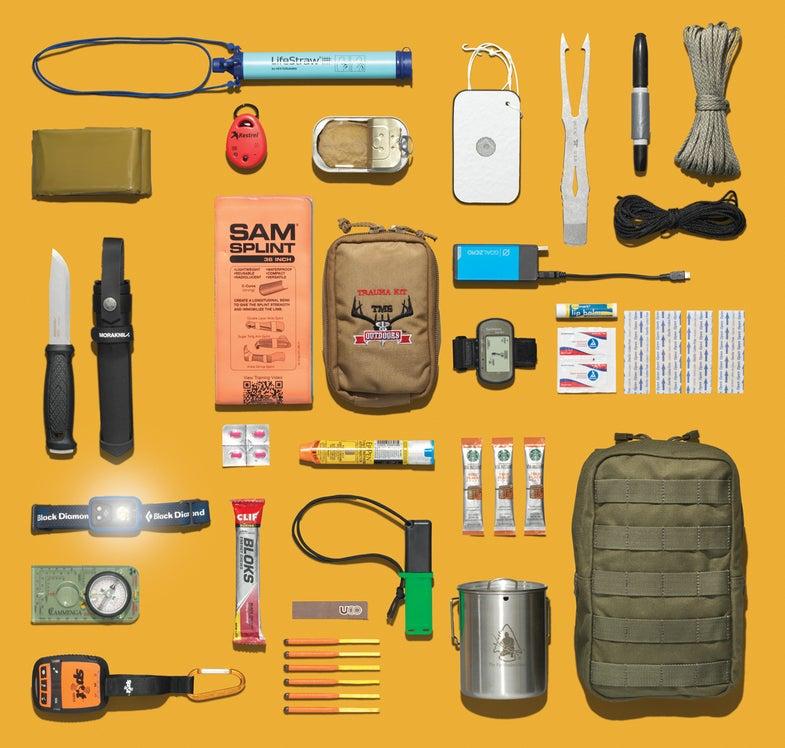 survival kit, best survival pack, top survival kit,
