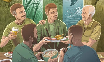 Total Outdoorsman: Eat, and Share, What You Kill