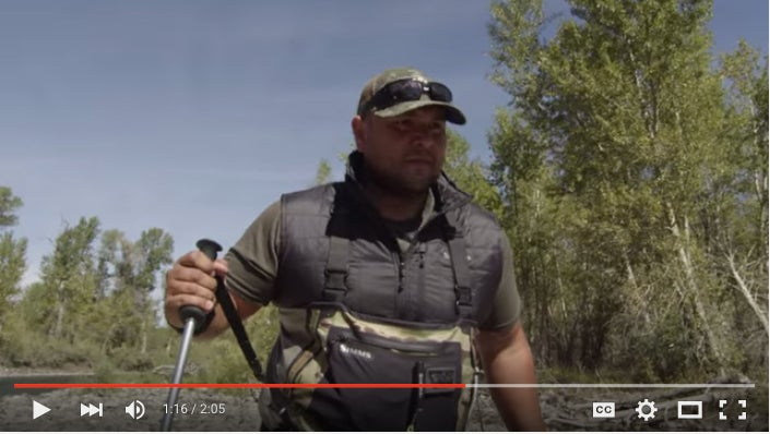 A Pair Of Waders That Can Change A Vet's Life