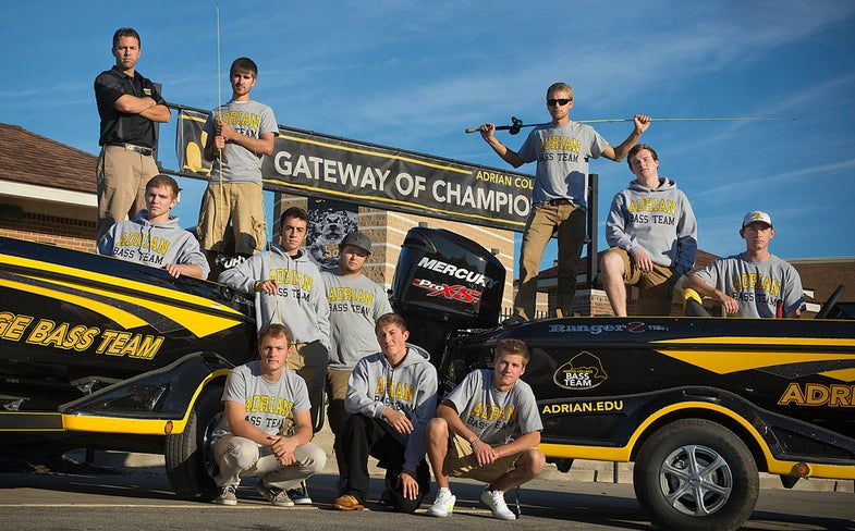 Do You Agree With College Bass Anglers Being Able To Keep Their Winnings?