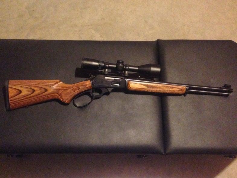 Gunfight Friday: Brush Guns