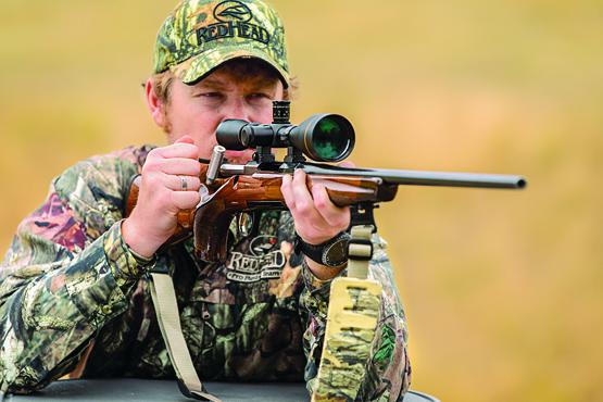 Shooting Tips: Keep Your Eyes on the Target