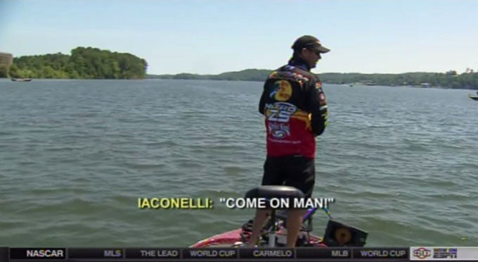 Etiquette: How Close is Too Close in Bass Fishing?