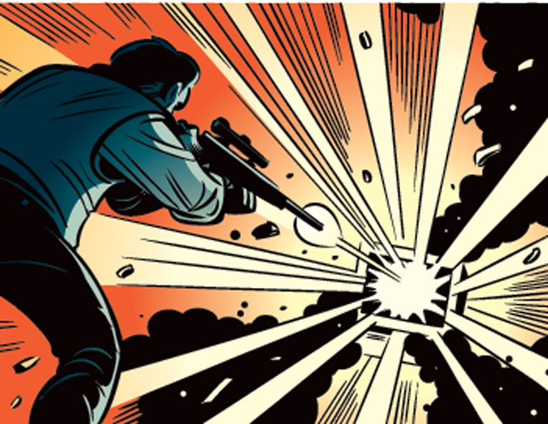 Ask Petzal: Shooting TVs, Rifle Portraits, Copper Cleaners, a $650 Setup