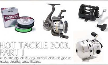 Hot Tackle 2003, Part 1
