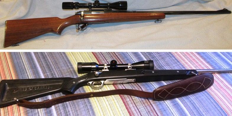 Remington 722, Ruger Model 77 Mark II