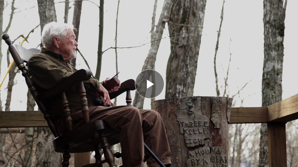 winchester, short film, Arden Hill of Tennessee, WWII, guns, turkey hunting,