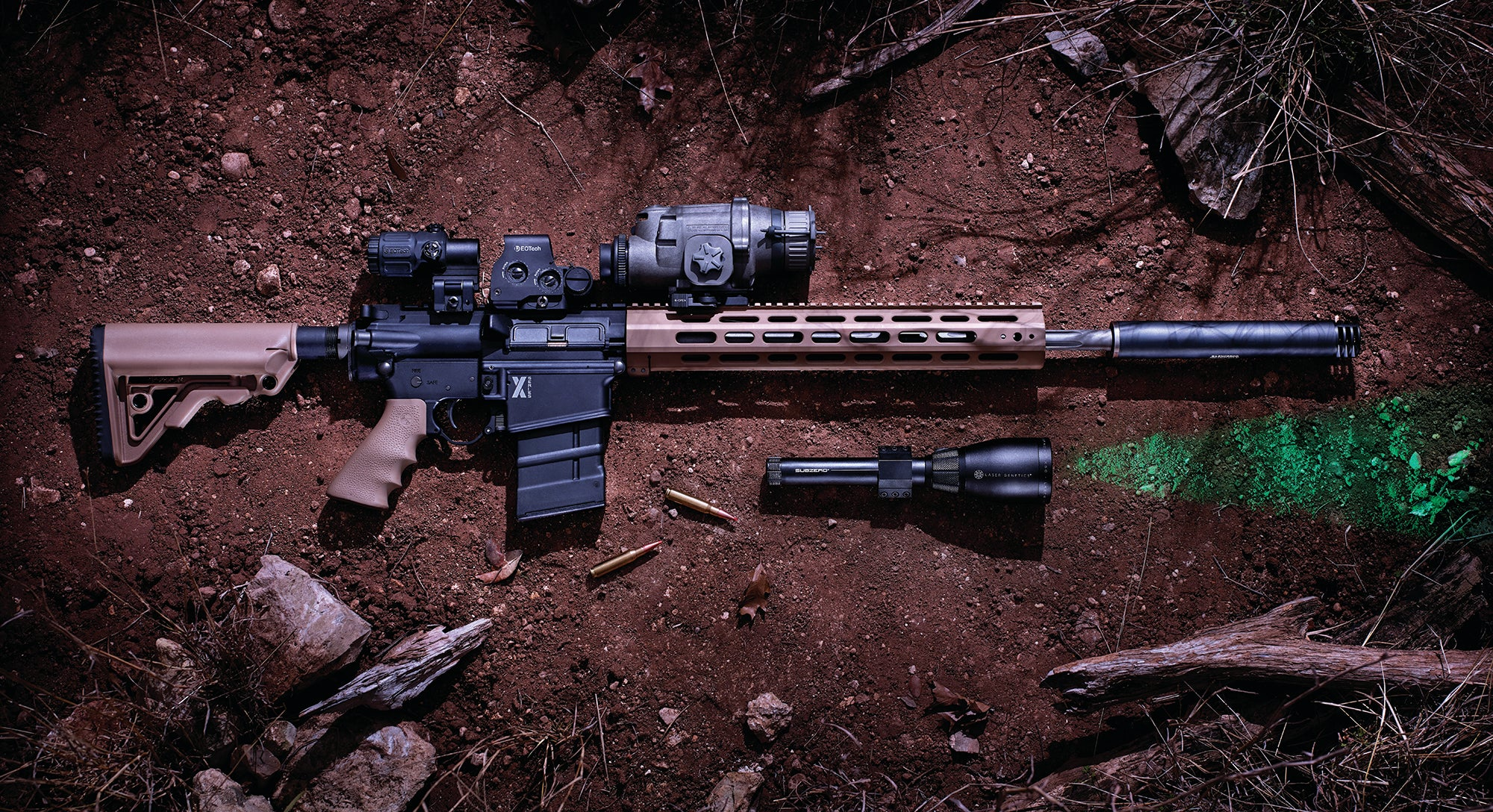 Pig Rig: The Ultimate Rifle for Hunting Wild Hogs