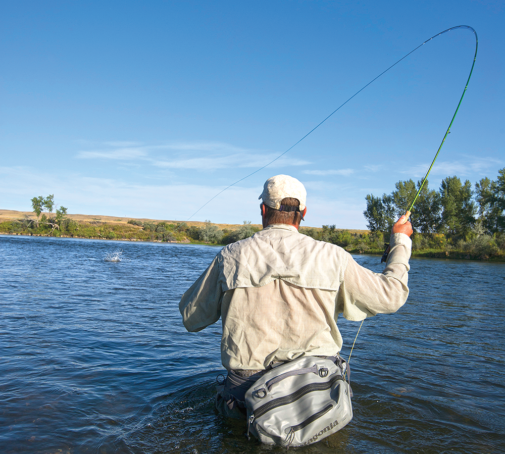 how to set the hook fly fishing, setting the hook,