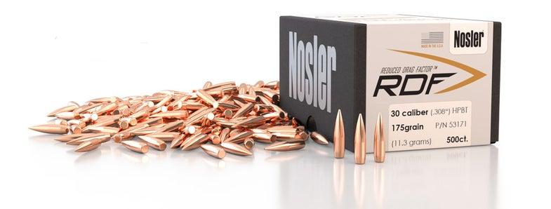 Nosler RDF bullet