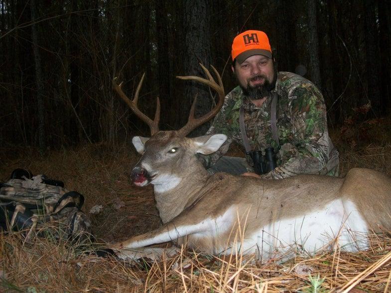 South Carolina late-season buck
