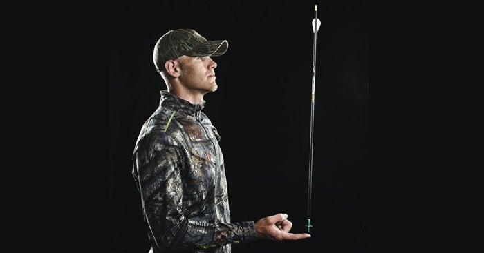 Bow Hyperaccuracy: Levi Morgan's Hunting Arrow
