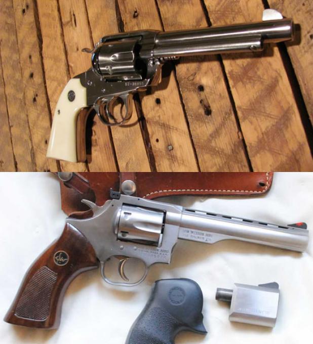 Gunfight Friday: The Trail Gun Duel