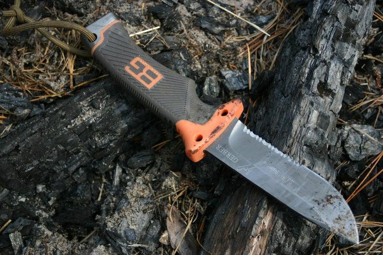 Review: Bear Grylls Ultimate Knife & Parang Machete from Gerber