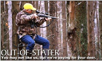 Out-of-Stater
