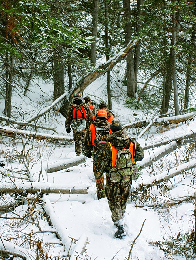 Deer Hunting Tactics: Make the Most of Your Next Drive