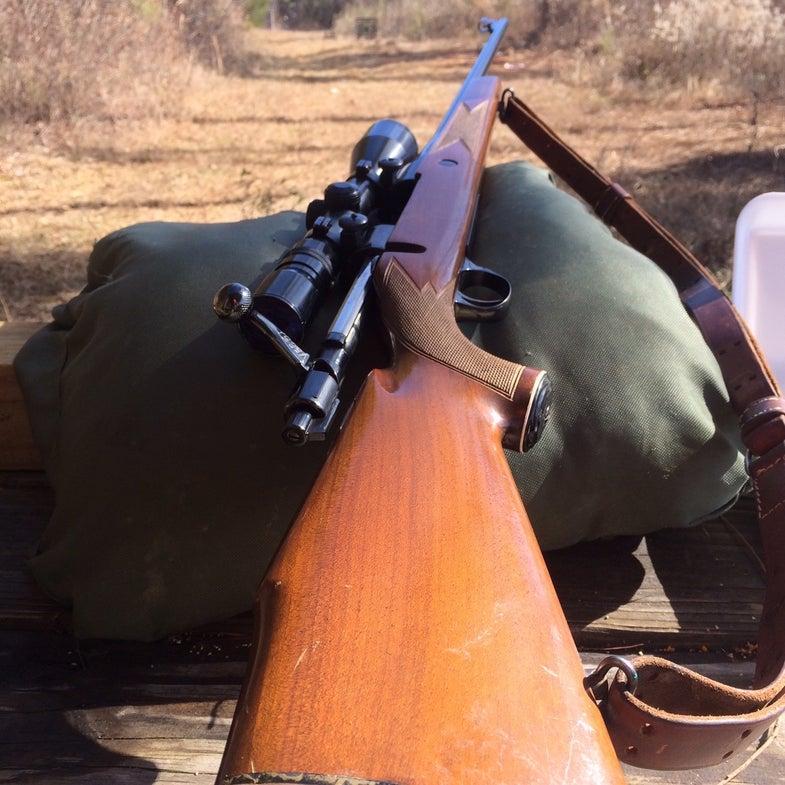 Sako Finnbear rifle