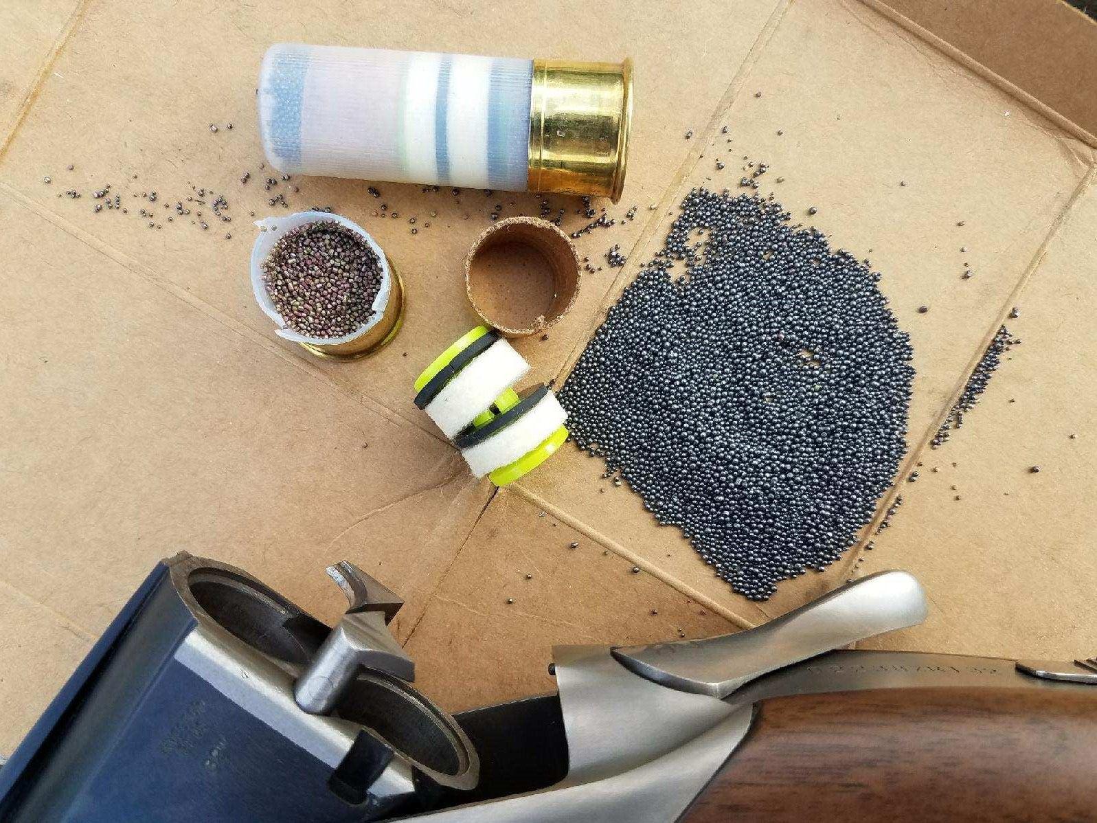 Huntego CleanShot, shotgun shell, clean bore, Curt Whitworth