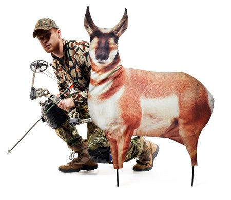 Hunt pronghorns this Fall with decoys.